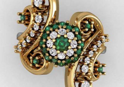 استانداردهای طراحی طلا و جواهر
