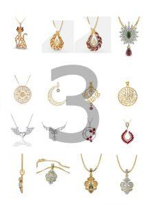 طراحی جواهرات سطح یک