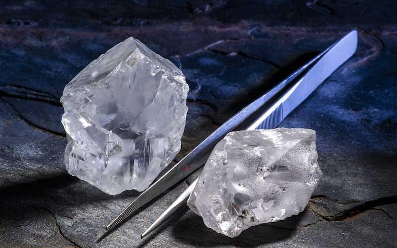 کشف الماس در ایران