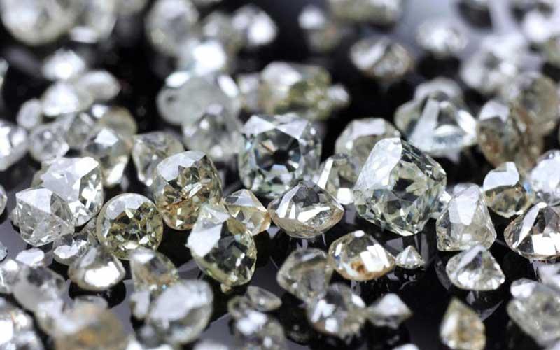 طراحی الماس در ایران