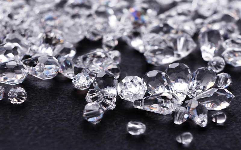 انواع الماس برش خورده