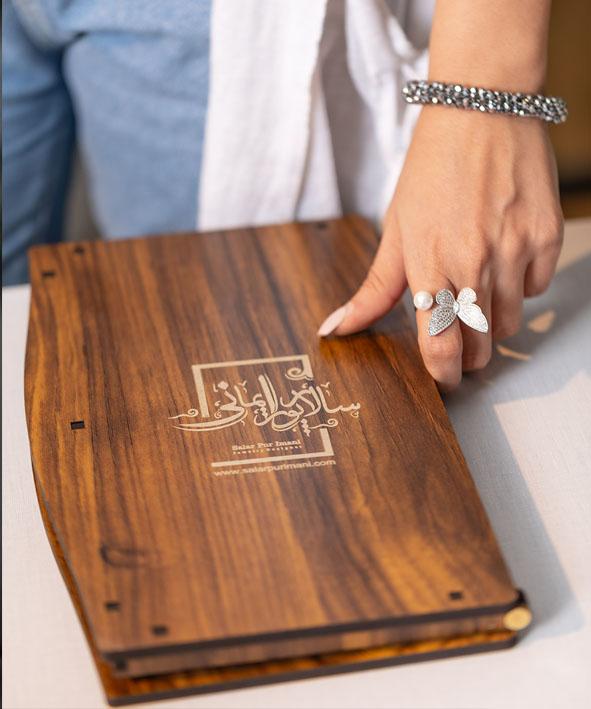 طراحی جواهرات سالار پورایمانی