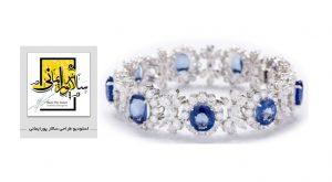 مدرک بین المللی طراحی جواهرات مربوط به سالار پورایمانی