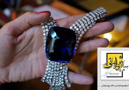 سالار پورایمانی مدرس دوره های حرفه ای طراحی جواهرات