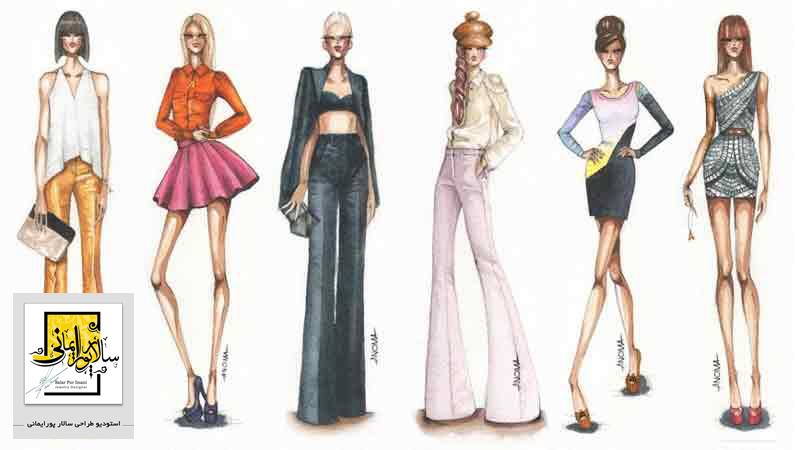 ایده ای جدید برای کسب درآمد بالاتر با طراحی لباس
