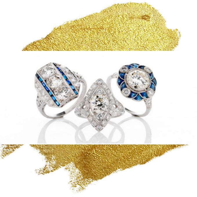 سبک جواهراتEstate Jewelry