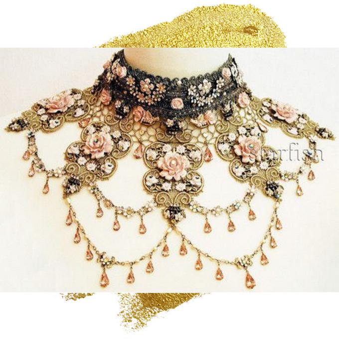 سبکهای طراحی جواهرات ویکتوریایی