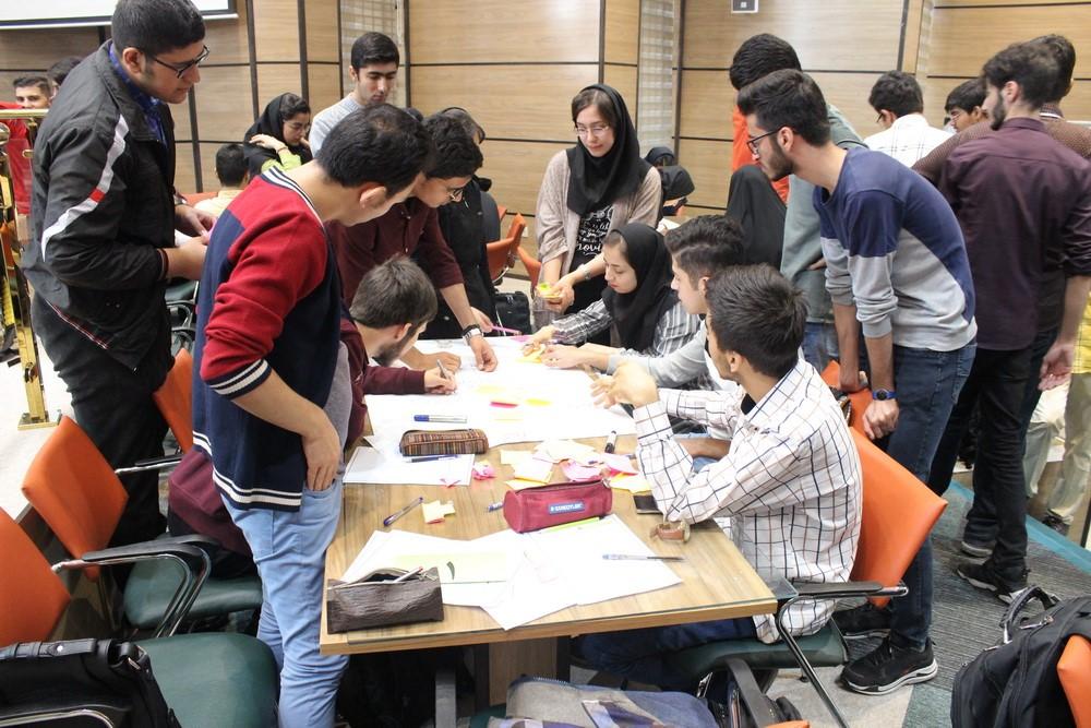 زمینه های کاری مختلف در زیرشاخه های متنوع و گسترده رشته طراحی صنعتی