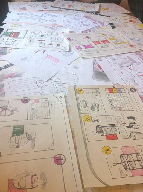 طراحی لازمه کار طراح صنعتی
