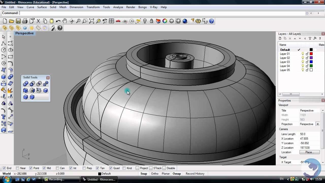 کاربردهای گسترده نرم افزارهای رایج در طراحی صنعتی